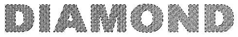 Թեմա 3. Տեքստային ազդեցություններ (էֆֆեկտներ): Դաս 13. Ադամանդե տեքստ: