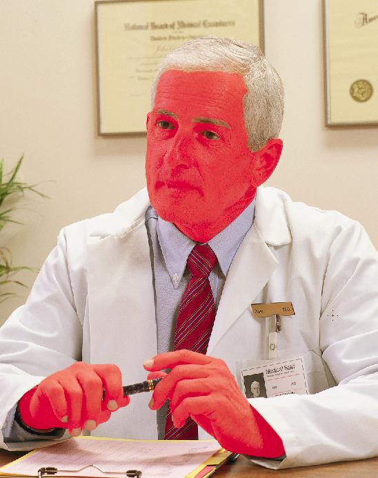Омоложение доктора.