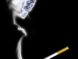 Ռետուշ եւ ֆոտոմոնտաժ: Դաս 14. Ծխելու վնասների մասին: