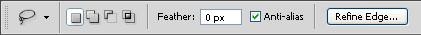 Панель параметров