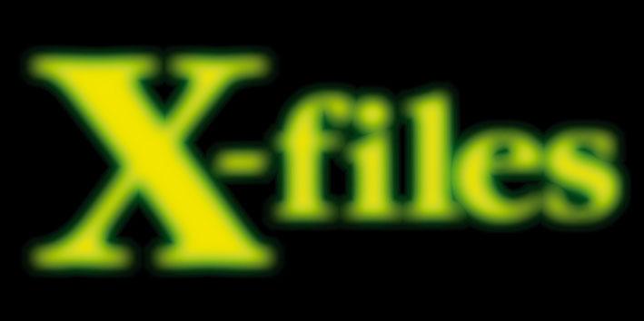 Photoshop CS5 Թեմա 3. Տեքստային ազդեցություններ (էֆֆեկտներ): Դաս 7. Էֆֆեկտ X-files: