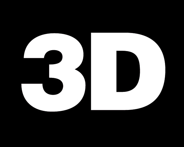 Как получить трёхмерный текст без использования 3D плагинов.